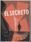 view El Secreto [screen print poster] digital asset: El Secreto