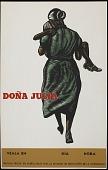 view Dona Julia [screen print poster] digital asset: Dona Julia