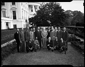 view Land Grant Colleges President Harry S. Truman (1884-1972) Rose Garden State Universities and Colleges Washington (D.C.) - African Americans White House (Washington D.C.) digital asset: untitled