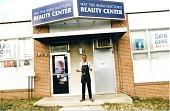view Nat's Beauty Center, Washington, D.C. digital asset: Nat's Beauty Center, Washington, D.C.