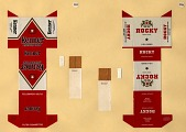 view Virgil Johnson Collection of Cigarette Packages digital asset: Afghanistan