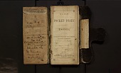 view [Charles Francis Hall's Diary] digital asset: .002, Journal, with preparations for the 1st expedition