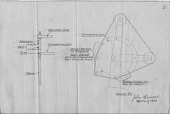 view Apparatus & Method, Research & Development Drafting & Blueprints, 1939 digital asset: Apparatus & Method, Research & Development Drafting & Blueprints, 1939
