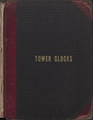 view [E. Howard Clock Tower Clocks Ledger, Volume 2, book.] digital asset: Volume 2 (Serial numbers 18,787-24,2361)
