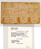 view Receipt, Jefferson County, Tennessee digital asset: Receipt, Jefferson County, Tennessee