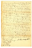 view Manumission document, Frederick County, Maryland digital asset: Manumission document, Frederick County, Maryland