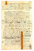 view Debt Document, Lawrence County, Alabama digital asset: Debt Document, Lawrence County, Alabama