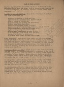 """view Louisan E. Mamer Rural Electrification Administration Papers digital asset: """"Training Outline: Farm, Home and School Lighting"""" (Annotated Copies)"""