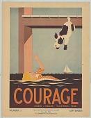 view 2, Courage, by George J. Keller, Bloomsburg, PA.  September digital asset: 2, Courage, by George J. Keller, Bloomsburg, PA.  September