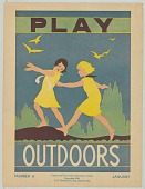 view 18, Play Outdoors, by Grace M. Baker.  January digital asset: 18, Play Outdoors, by Grace M. Baker.  January