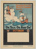 "view 6, Columbus Gave Our World its Grandest Lesson: ""On, Sail On And On!"" by Sister M. Irene, S.S.N.D.,Holy Redeemer School, Madison, Wis.  October digital asset: 6, Columbus Gave Our World its Grandest Lesson: ""On, Sail On And On!"" by Sister M. Irene, S.S.N.D.,Holy Redeemer School, Madison, Wis.  October"