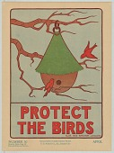 view 30, Protect the Birds, by Elise Reid Boylston, Atlanta.  (Creative Units, p. 141; Favored Birds and Flowers.)  April digital asset: 30, Protect the Birds, by Elise Reid Boylston, Atlanta.  (Creative Units, p. 141; Favored Birds and Flowers.)  April