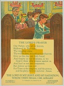 view The Lord's Prayer, by Milo Winter.  (Creative Units, p. 14; My Story Book, pp. 32, 63, 92, 104, 385.) digital asset: The Lord's Prayer, by Milo Winter.  (Creative Units, p. 14; My Story Book, pp. 32, 63, 92, 104, 385.)