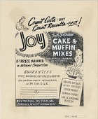 view Joy Products marketing and advertising materials digital asset: Joy Products marketing and advertising materials