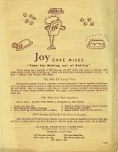 view Joy Products marketing portfolio digital asset: Joy Products marketing portfolio