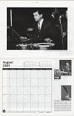 view Tito Puente Papers digital asset: Calendar