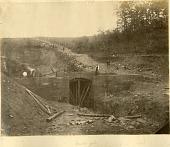 view Washington Aqueduct guard [gate?] digital asset: Washington Aqueduct guard [gate?]