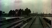 view Chicago, Burlington & Quincy Railroad Negatives digital asset: Acetate film negatives, construction, St. Louis (Missouri)