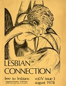 view Lesbian Connection (East Lansing, Michigan) digital asset: Lesbian Connection (East Lansing, Michigan)