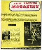view New Trenns Magazine, Volume 1 (Washington State) digital asset: New Trenns Magazine, Volume 1 (Washington State)
