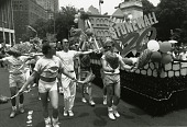 view Heritage of Pride (HOP), parade and street fair digital asset: Heritage of Pride (HOP), parade and street fair