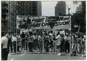 view Heritage of Pride (HOP) Rally, New York, New York digital asset: Heritage of Pride (HOP) Rally, New York, New York