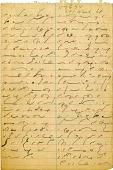 view Handwritten notes digital asset: Handwritten notes