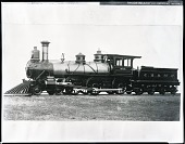 view Thomas Norrell Railroad Photographs Collection digital asset: Chicago, Milwaukee, and St. Paul Railroad, (82-4205)