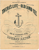 """view There's Life in the Old Land Yet [sheet music] digital asset: """"There's Life in the Old Land Yet"""""""