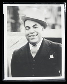 view H-131, Fats Waller with Derby digital asset: H-131, Fats Waller with Derby