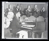 view H-164, Teddy Wilson Band, Cafe Society, New York, New York digital asset: H-164, Teddy Wilson Band, Cafe Society, New York, New York