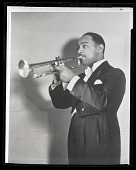 view H-168, Benny Carter, London, England digital asset: H-168, Benny Carter, London, England