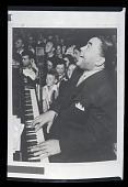 view H-189, Fats Waller digital asset: H-189, Fats Waller
