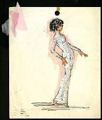 view Michael Travis Costume Design Collection digital asset: Michael Travis Costume Design Collection
