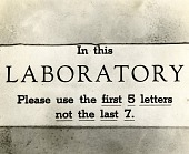 view American Institute Science Laboratory Collection digital asset: Laboratory photographs (views of)