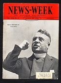 view Father Charles E. Coughlin Collection digital asset: News-Week
