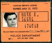 view Taxicab driver's license (New York, New York) digital asset: Taxicab driver's license (New York, New York)
