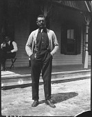 view Portrait of William Howard Johnson digital asset: Portrait of William Howard Johnson
