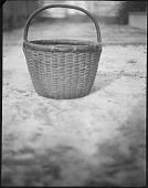 view Splint wood basket digital asset: Splint wood basket
