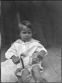 view Portrait of Chickahominy Child digital asset: Portrait of Chickahominy Child