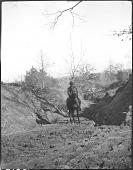 view Mattaponi man on horseback digital asset: Mattaponi man on horseback
