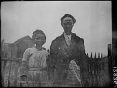 view Portrait of Machapunga (Pungo River)/African American woman and girl digital asset: Portrait of Machapunga (Pungo River)/African American woman and girl
