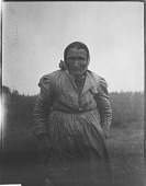 view Portrait of Machapunga (Pungo River)/African American woman digital asset: Portrait of Machapunga (Pungo River)/African American woman