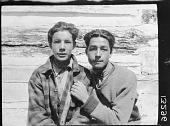 view Portrait of Joseph Whiteduck and Michelle Bernard digital asset: Portrait of Joseph Whiteduck and Michelle Bernard