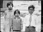 view Portrait of Three Bernard Children digital asset: Portrait of Three Bernard Children
