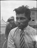 view Portrait of Innu [Uashat-Maliotenam (Seven Islands)] Man digital asset: Portrait of Innu [Uashat-Maliotenam (Seven Islands)] Man