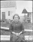 view Portrait of Innu [Uashat-Maliotenam (Seven Islands)] Woman digital asset: Portrait of Innu [Uashat-Maliotenam (Seven Islands)] Woman
