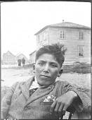 view Portrait of Innu [Uashat-Maliotenam (Seven Islands)] Boy digital asset: Portrait of Innu [Uashat-Maliotenam (Seven Islands)] Boy