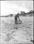 view Innu [Uashat-Maliotenam (Seven Islands)] Man Fishing digital asset: Innu [Uashat-Maliotenam (Seven Islands)] Man Fishing