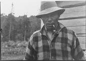 view Portrait of William Wabamoose (White Moose) digital asset: Portrait of William Wabamoose (White Moose)